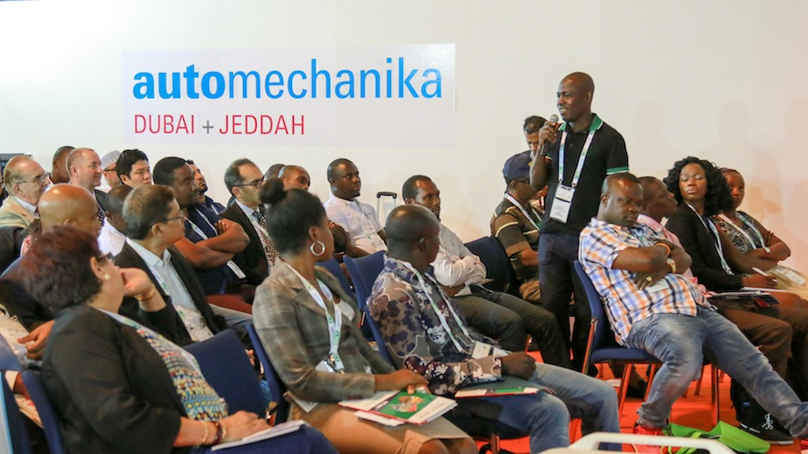 Africa Buyer Seller Meet - Automechanika Academy