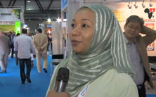 African Visitors to Paperworld Middle East