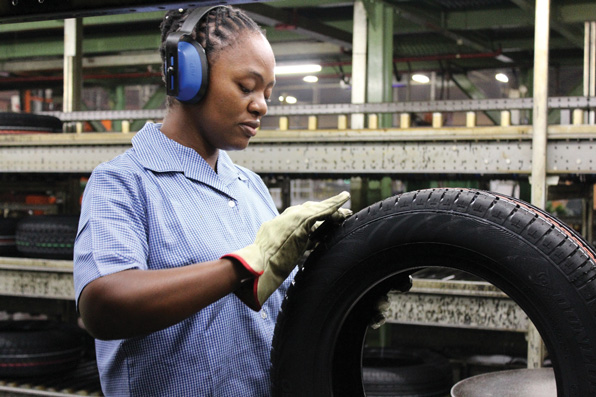 The Demand For Tyres in Africa