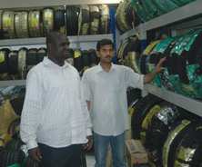 tyre dealer in dubai