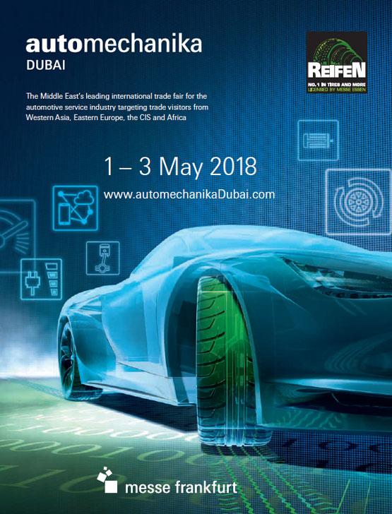 National Auto Parts >> Automechanika Dubai 2018 - Dubai: Auto Parts Exhibition