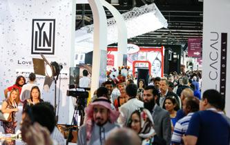 Beautyworld Dubai Exhibition