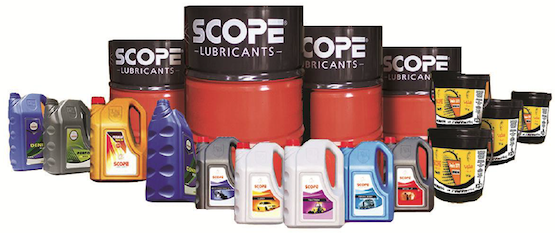 Scope Lubricants by United Grease and Lubricants